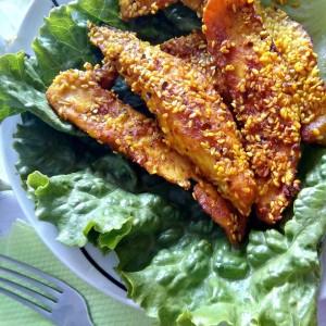 Печени пилешки прсти (хроно)