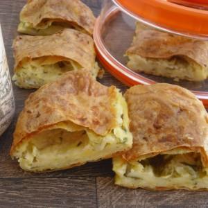 Питулици со тиквички - турска кујна