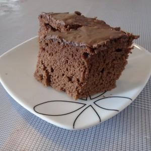 Брз и едноставен чоколаден колач