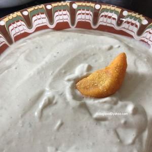 Намаз (сос) од тиквички, кисело млеко и таан