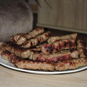 Босански кебап ( домашна верзија )