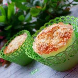 Вкусни мафини со кокос и ванила