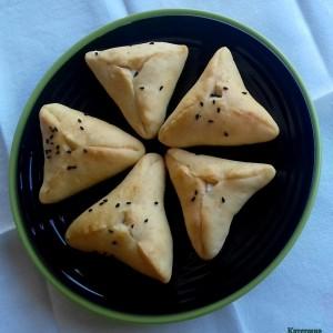 Арапски солени пецива-Fatayer