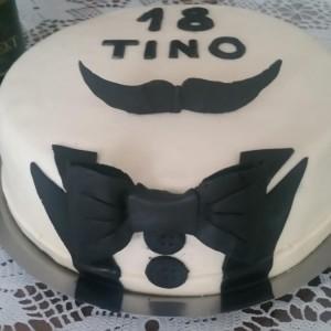 Торта за полнолетство