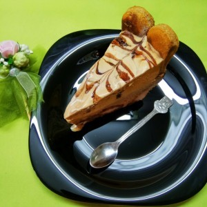 Сладолед тирамису торта