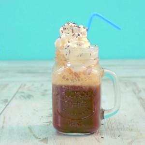 Видео рецепт: Кафе со чоколадо