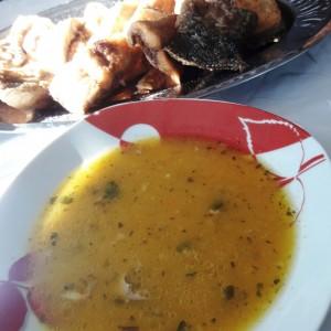 Крем чорба од риба