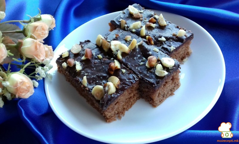 Лешник чоко колач