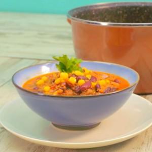 Видео рецепт: Чили кон карне