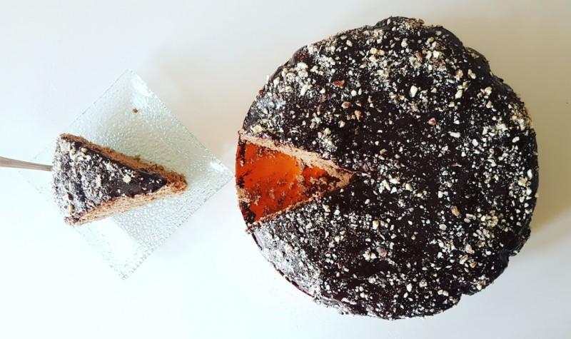 Чоколадирана посна фанурија