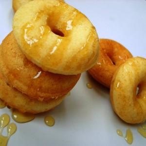 Медени крофни (рецепт за апарат)