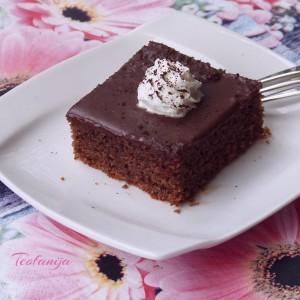 Чоко-еспресо колач