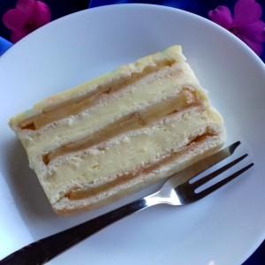 Баварска торта со јаболка