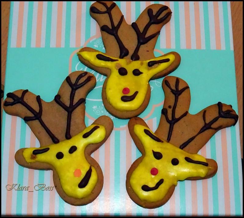 Рудолф медени колачиња