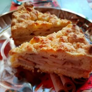Есенска торта со  јаболка