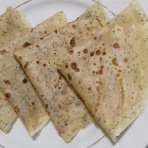 Грахам палачинки со афион