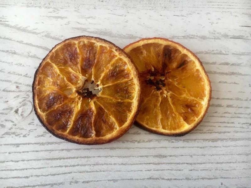 Сушен портокал