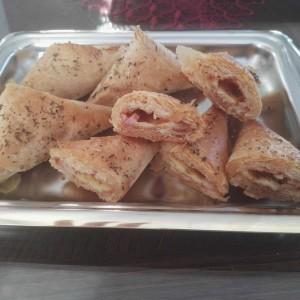 Солени пица тригони