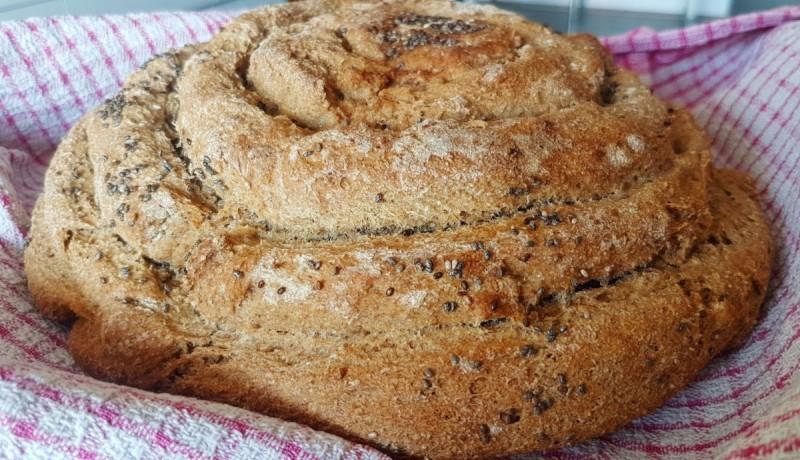 Интегрален јачменов леб