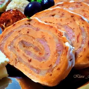Палачинка ролат со ајвар