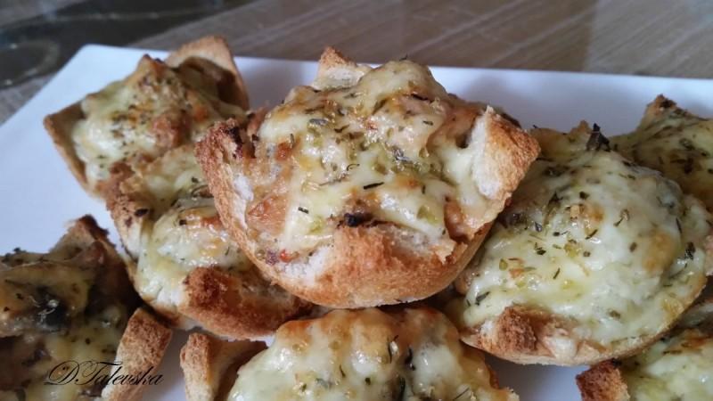 Полнети корпиња од леб
