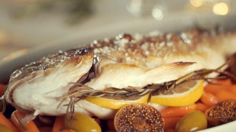 Видео рецепт: Ципура со смокви и моркови