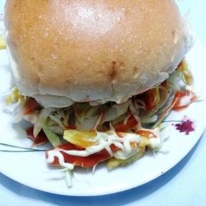 Домашен хамбургер