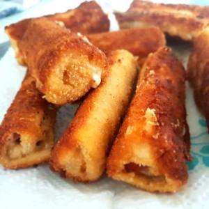Пирошките на Сара (пирошки од леб)