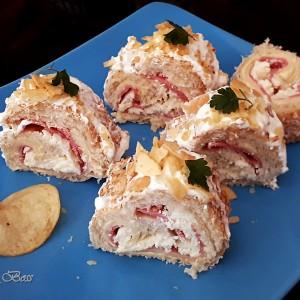 Ролан багет - ладен сендвич или коктел залачиња