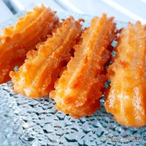 Гриз тулумби (печени и пржени)