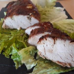 Печено славско месо