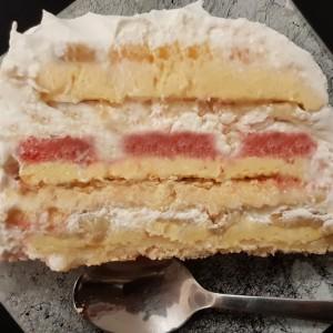 Торта Овошен леден ветер