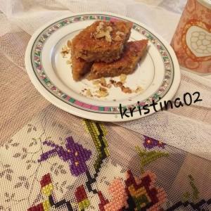 Сочен колач со шербет