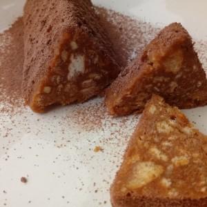 Лесен триаголник (без печење)