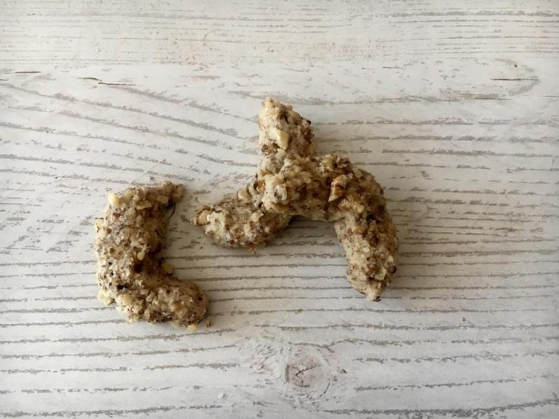 Ореовки (орасници) со лебни трошки