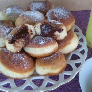 Крофни со фил по рецепт на мајка ми