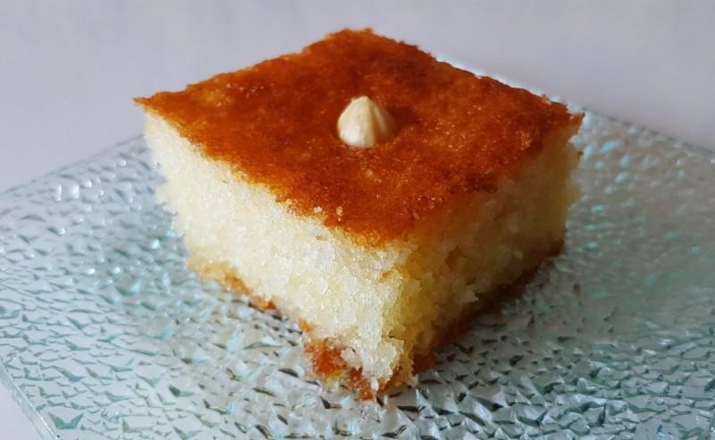 Басбоса - египетски гриз колач