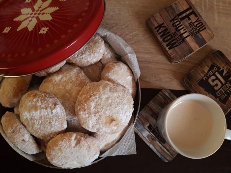 Ароматични колачиња со ореви