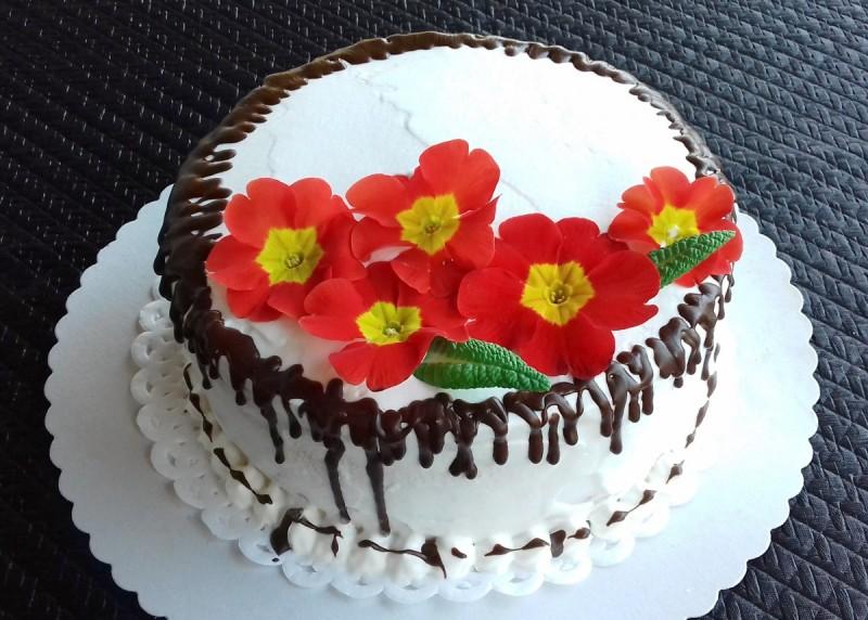 Торта Карлови Вари (1300 јубилеен рецепт)