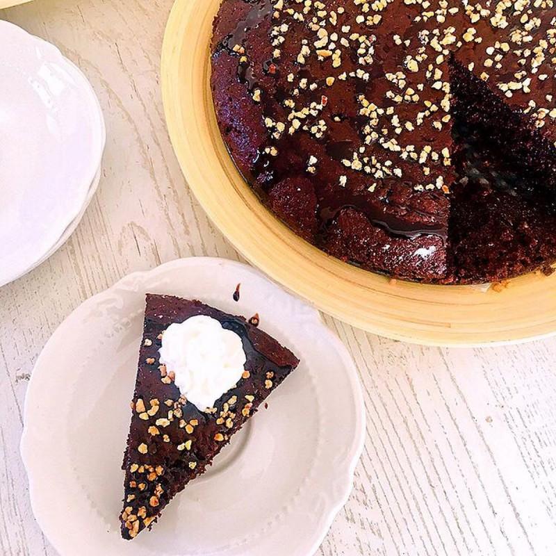 Сочен чоколаден колач