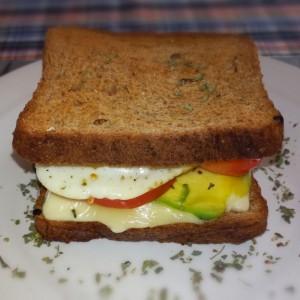 Протеински сендвич