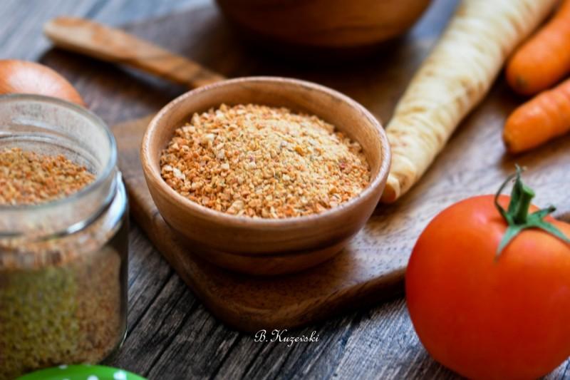 Домашна зеленчукова мешавина за супи