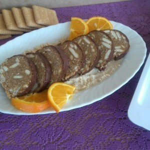 Портокал салама (без печење)