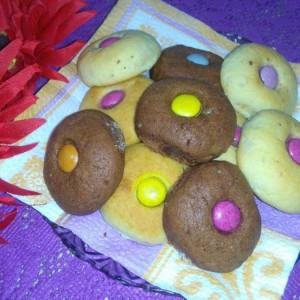 Црно-бели колачиња
