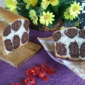 Млечен леопард леб