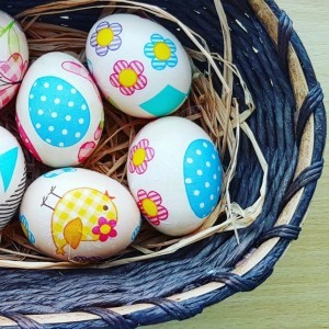 Декупаж на јајца