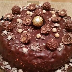Фереро Рошер торта