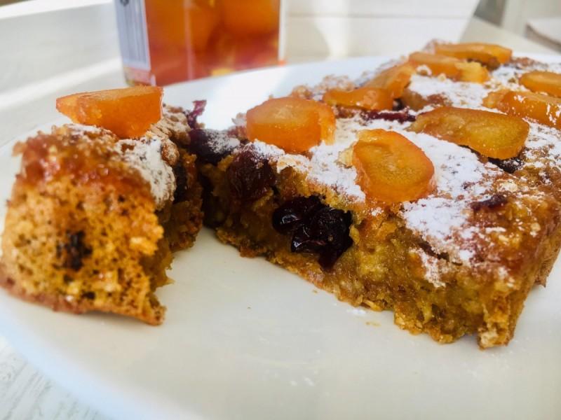 Здрав колач (посно, без брашно, јајца и масло)