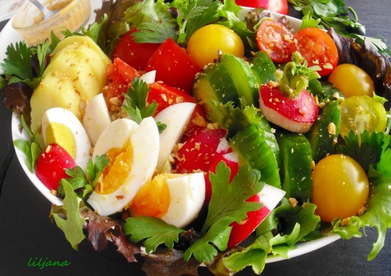 Гадо-гадо салата