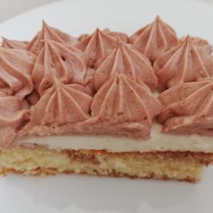Чоколадо-ванила торта